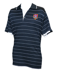 SACA Mens Navy Polo Shirt