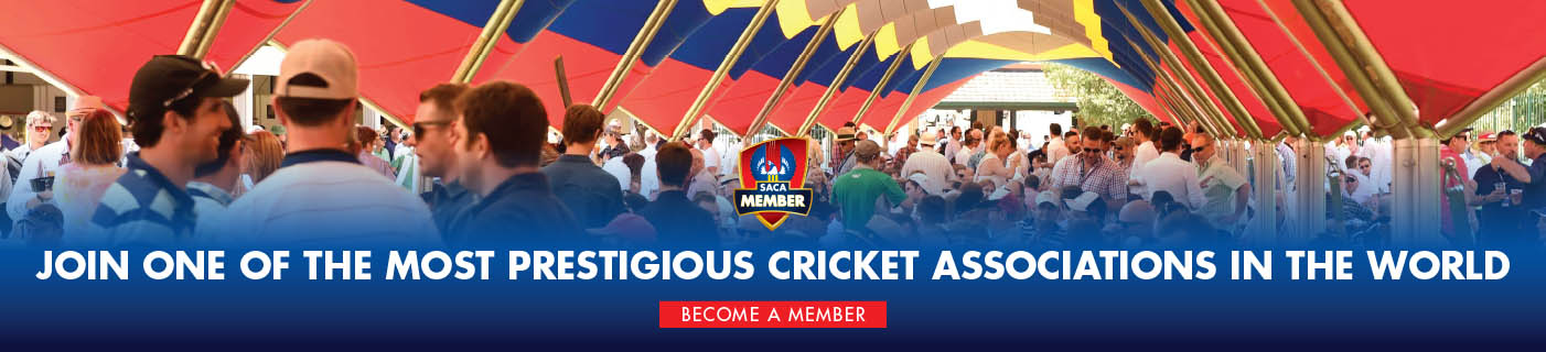 Become a member of the South Australian Cricket Association