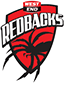 west end redbacks logo